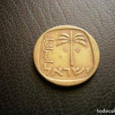 Monedas antiguas de Asia: ISRAEL 10 AGOROT 1964. Lote 279581868