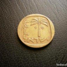 Monedas antiguas de Asia: ISRAEL 10 AGOROT 1969. Lote 279582378