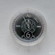Monedas antiguas de Asia: MONEDA DE PLATA PURA DE 1 OZ CHRONOS TOKELAU 2020. Lote 279594753