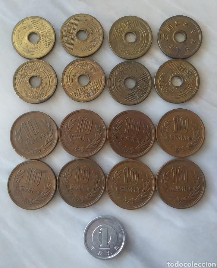 CHINA LOTE DE 41 MONEDAS (Numismática - Extranjeras - Asia)