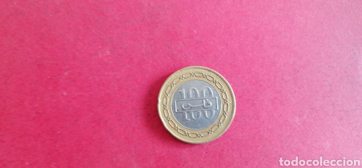 Monedas antiguas de Asia: 100 fils de Bahrein 2000 - Foto 2 - 287676423
