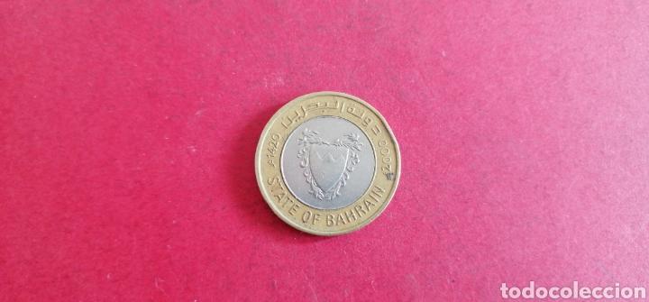 100 FILS DE BAHREIN 2000 (Numismática - Extranjeras - Asia)