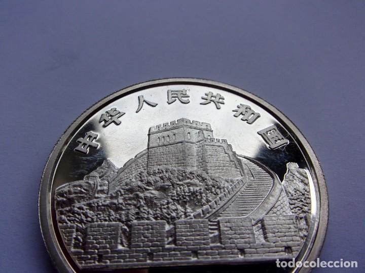 Monedas antiguas de Asia: 36SCK16 China 5 yuan de plata PROOF 1993 Guerreros de terracota - Foto 5 - 288224598