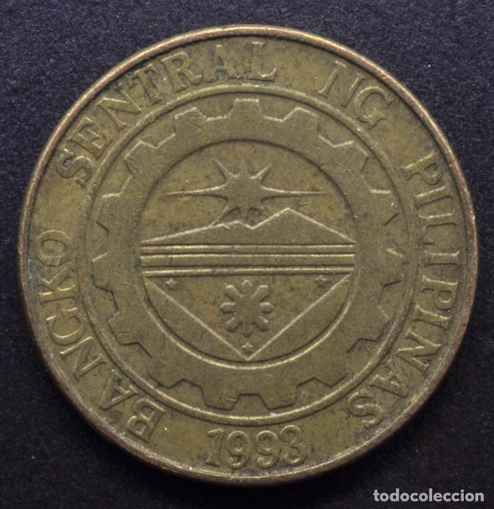 Monedas antiguas de Asia: Filipinas, 25 céntimos 2004 - Foto 2 - 288304553