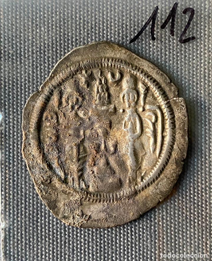 Monedas antiguas de Asia: IMPERIO SASANIDA , DRACMA , SASANIAN KINGS , plata , DRACHM, - Foto 2 - 289405613
