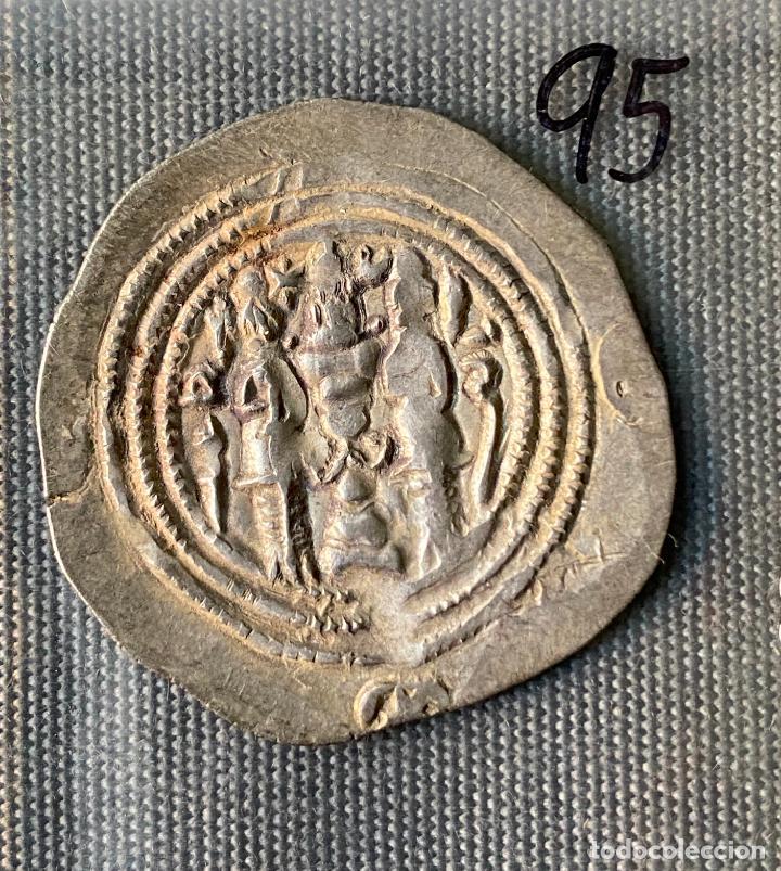 Monedas antiguas de Asia: IMPERIO SASANIDA , DRACMA , SASANIAN KINGS , plata , DRACHM, - Foto 2 - 289405903