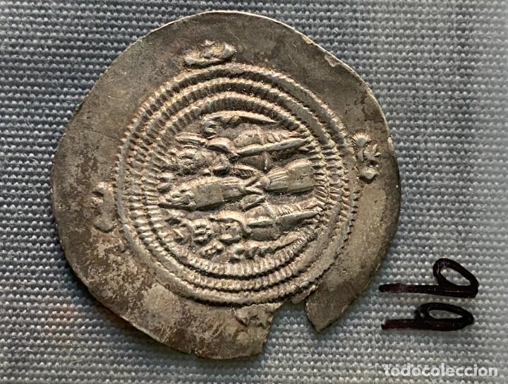 Monedas antiguas de Asia: IMPERIO SASANIDA , DRACMA , SASANIAN KINGS , plata , DRACHM, - Foto 2 - 289408698