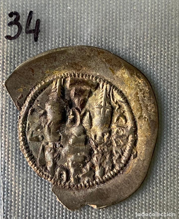 Monedas antiguas de Asia: IMPERIO SASANIDA , DRACMA , SASANIAN KINGS , plata , DRACHM, - Foto 2 - 289409718