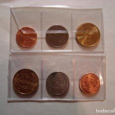 Monedas antiguas de Asia: SERIE SET AFGANISTAN AFGHANISTAN 2004 (1,2 Y 5 AFGHANIS) SIN CIRCULAR / UNC. Lote 294084993
