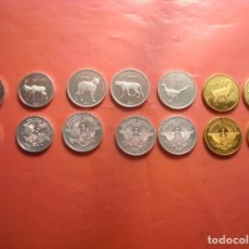 Monedas antiguas de Asia: SERIE SET NAGORNO KARABAJ 2013 (2X 50,3X1 Y 2X5 DRAM) SIN CIRCULAR / UNC. Lote 294087213