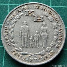 Monedas antiguas de Asia: INDONESIA 5 RUPIAS 1974. Lote 295513443