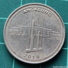 Monedas antiguas de Asia: INDONESIA 1000 RUPIAS 2010. Lote 295517828