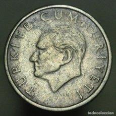 Monedas antiguas de Asia: 10 BIN LIRA TURQUIA 1996. Lote 295637863