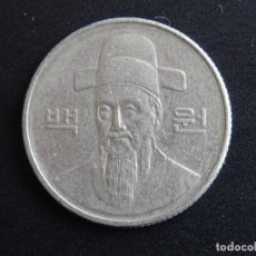 Monedas antiguas de Asia: COREA DEL SUR 100 WON 1988. Lote 295977053