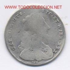 Monedas antiguas de Europa: ITALIA- NAPOLES- 1/2 PIASTRA- 1750. Lote 904345
