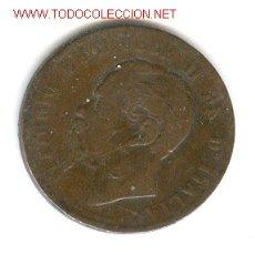 Monedas antiguas de Europa: MONEDA ITALIANA,1866. Lote 9708995