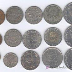 Monedas antiguas de Europa: LOTE 15 MONEDAS PORTUGAL. Lote 5382536