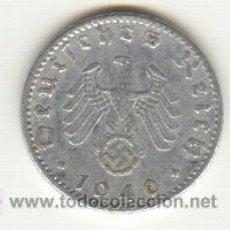 Monedas antiguas de Europa: MUY BONITOS 50 PFENING 1940 ALEMANIA TERCER REICH. Lote 27013773