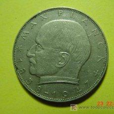 Monedas antiguas de Europa: 2452 ALEMANIA 2 MARCOS MAX PLANCK AÑO 1957 J - MAS EN MI TIENDA COSAS&CURIOSAS. Lote 6020350