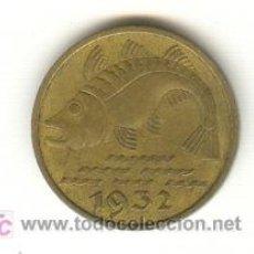 Monedas antiguas de Europa: 10 PFENING 1932 ESTADO LIBRE DE DANZIG POLONIA ALEMANIA. Lote 27594380