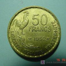 Monedas antiguas de Europa: 3242 FRANCIA 50 FRANCOS AÑO 1952 - MIRA MAS MONEDAS DE ESTE PAIS EN MI TIENDA COSAS&CURIOSAS. Lote 6164335