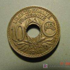 Monedas antiguas de Europa: 3252 FRANCIA 10 CTMES AÑO 1917- MAS MONEDAS DE ESTE PAIS EN COSAS&CURIOSAS. Lote 6189784