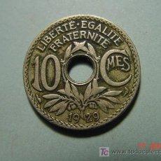 Monedas antiguas de Europa: 3253 FRANCIA 10 CTMES AÑO 1929- MAS MONEDAS DE ESTE PAIS EN COSAS&CURIOSAS. Lote 6189807