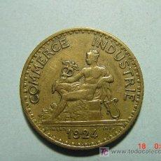 Monedas antiguas de Europa: 3284 FRANCIA FRANCE 1 FRANCO AÑO 1924 - MAS MONEDAS DE FRANCIA EN MI TIENDA COSAS&CURIOSAS. Lote 6197980