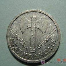 Monedas antiguas de Europa: 3287 FRANCIA FRANCE 2 FRANCOS AÑO 1943 - MAS MONEDAS DE FRANCIA EN MI TIENDA COSAS&CURIOSAS. Lote 6198126