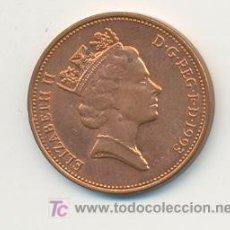 Monedas antiguas de Europa: 4-623. MONEDA REINO UNIDO. 2 PENCE 1993. MBC. Lote 7174812