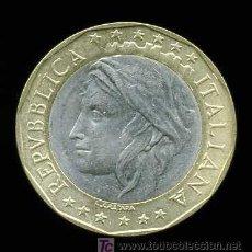 Monedas antiguas de Europa: ITALIA : 1000 LIRAS 1997. Lote 10316517
