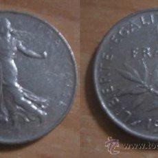 Monedas antiguas de Europa: FRANCIA 1 FRANCO 1972. Lote 8375058