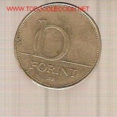 Monedas antiguas de Europa: 10 FORINT. HUNGRÍA. 1993.. Lote 17692174
