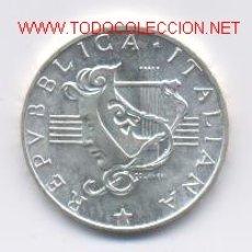 Monedas antiguas de Europa: 3- ITALIA- 500 LIRAS-1985-SC. Lote 2287551