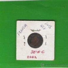 Monedas antiguas de Europa: FRANCIA MONEDA RARA. Lote 20912192