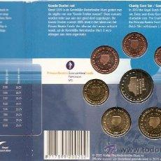 Monedas antiguas de Europa: CARTERA EUROS HOLANDA 2005. SIN CIRCULAR. Lote 23015414
