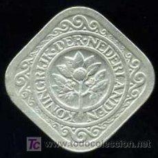 Monedas antiguas de Europa: HOLANDA : 5 CENT. 1933 APROX. EBC/EBC+. Lote 15767018