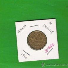 Monedas antiguas de Europa: FRANCIA MONEDA DE 20 FRANCOS DE 1950. Lote 10599966