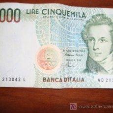 Monedas antiguas de Europa: 5000 LIRAS ,1985. Lote 11821232