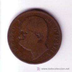 Monedas antiguas de Europa: 10 CENTESIMI UMBERTO I DE ITALIA 1894. Lote 27292688