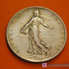 Monedas antiguas de Europa: **ANTIGUA MONEDA DE,--- 2 FRANCOS (PLATA) 1919 ¡¡¡ SIN CIRCULAR !!! PRECIOSA.. Lote 26404694