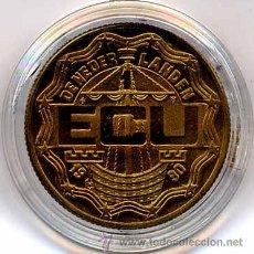 Monedas antiguas de Europa: HOLANDA 1 ECU 1990. Lote 13682607