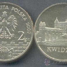 Monnaies anciennes de France: POLONIA 2 ZLOTE 2007 CIUDAD DE KWIDZYN. Lote 214165517
