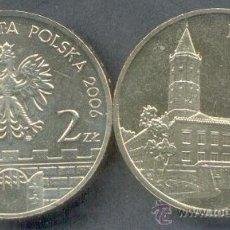 Monnaies anciennes de France: POLONIA 2 ZLOTE 2006 CIUDAD DE LEGNICA. Lote 231081945
