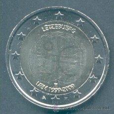 Monedas antiguas de Europa: LUXEMBURGO 2 EUROS 2009 10º ANIV. DEL EURO EMU. Lote 155396813
