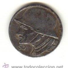 Monedas antiguas de Europa: 1918 SOLDADO ALEMAN ALEMANIA NOTGELD 10 PFENING STAD DUREN.. Lote 23956059