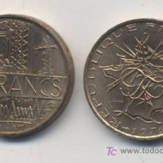 Monedas antiguas de Europa: FRANCIA, 10 FRANCOS, 1976 Y#940, SC. Lote 20989441