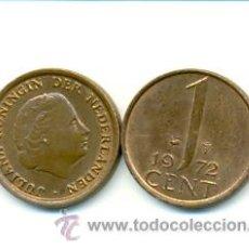 Monedas antiguas de Europa: 4-1395. MONEDA HOLANDA. 1 CENT. 1972. BC. Lote 15268498