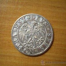 Monedas antiguas de Europa: MAGNIFICA MONEDA DE PLATA, CON FECHA 1.573. Lote 17103396