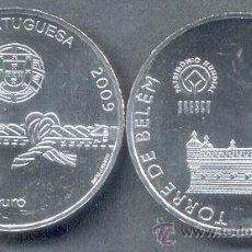 """Monedas antiguas de Europa: PORTUGAL 2009 2,5€ PATRIMONIO MUNDIAL """"TORRE DE BELEM"""". Lote 196629573"""